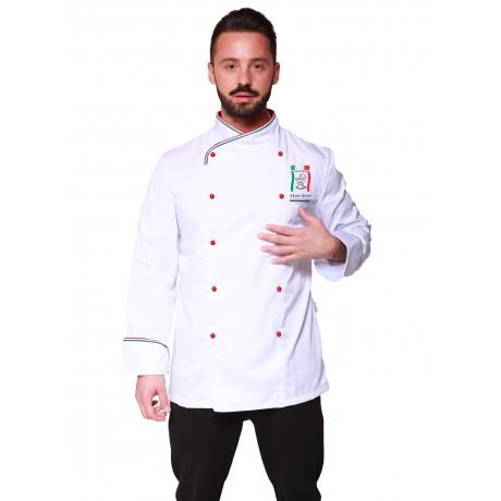 GIACCA CUOCO MODELLO ITALIA UNISEX CNM