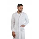 Camice con fintone uomo bianco 160