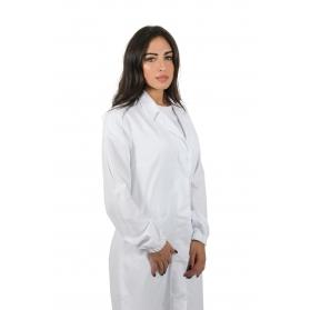 Camice donna bianco con fintone 160