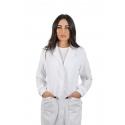 Camice donna bianco con fintone 200
